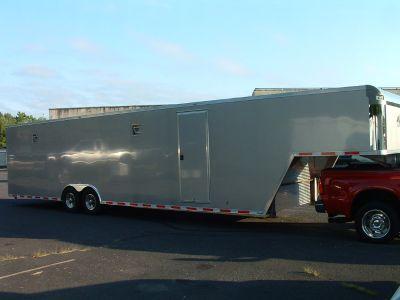 40 ft. ATC 5th wheel car trailer