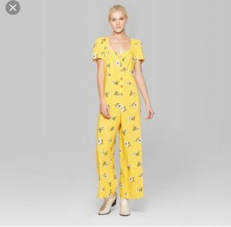 Target: Wild Fable Jumpsuit