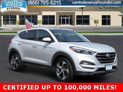2016 Hyundai Tucson Sport (Chromium Silver)