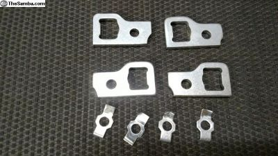 25HP 36HP lifter guide plates and lock washers