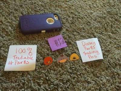 Disney Parks Trading Pins Tsum Tsum, chicken, eyesore and dog from UP, $4.00