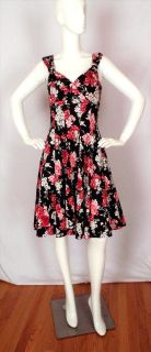 NWOT White House Black Market Fit and Flare Dress, size 8/10 $25