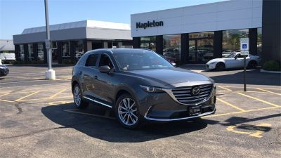 2016 Mazda CX-9 Signature (Machine Gray Metallic)