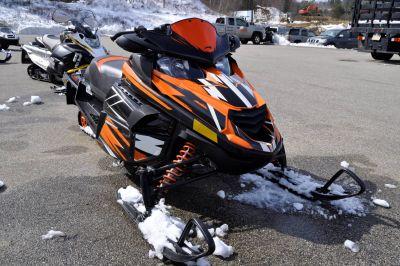 2010 Arctic Cat Z1 Turbo LXR Trail Sport Snowmobiles Barre, MA
