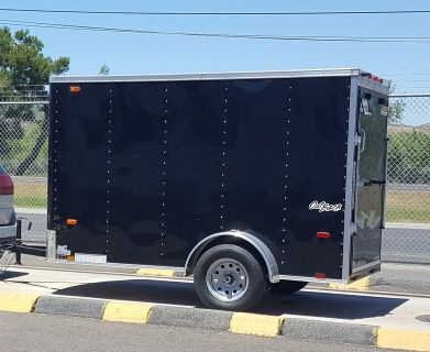 Pace American 5x10 Enclosed Trailer