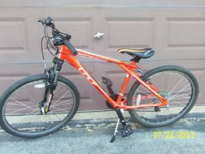 $250 I am posting a G.T Mountian bike