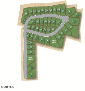Lot 40 Brush Oaks Altoona, Pre-Paid Items: Homeowners