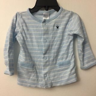 Carters button up cardigan size 6-9m