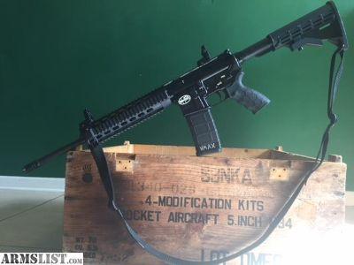 For Sale: Mossberg MMR Tactical