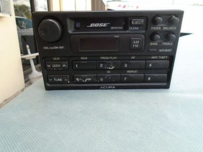 Buy 93 94 95 ACURA LEGEND BOSE RADIO WITH CODE FOR PARTS OR REPAIR SOLD AS IS motorcycle in Winter Springs, Florida, United States, for US $40.00