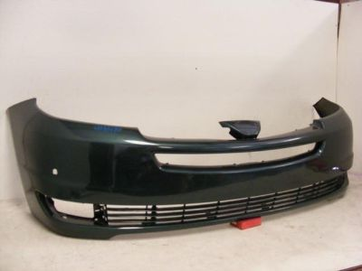 Purchase TOYOTA SIENNA FRONT BUMPER WITH SENSOR HOLES OEM 06 10 motorcycle in Katy, Texas, US, for US $245.00