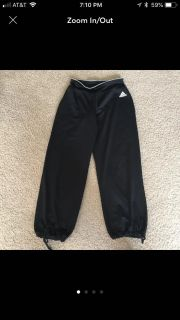 Girl s Adidas Cropped Pants