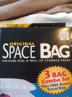 Space bags