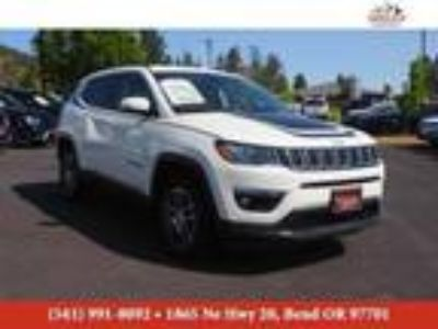 new 2018 Jeep Compass for sale.
