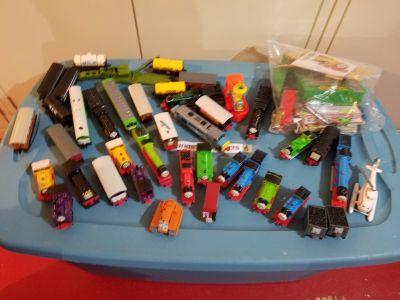 Thomas the Train Playsets and Die-Cast Trains