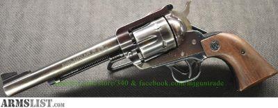 For Sale: USED Ruger New Model Blackhawk in .357 Magnum
