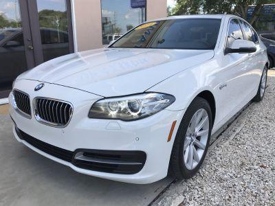 2014 BMW MDX 535i (White)