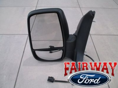 Purchase 15 thru 16 Transit 150 250 350 OEM Ford Power w/o Heat Left DRIVER Mirror NEW motorcycle in Canfield, Ohio, United States, for US $289.95
