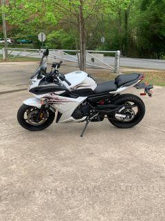 2009 Yamaha FZ6R Motor Bikes Fayetteville, GA