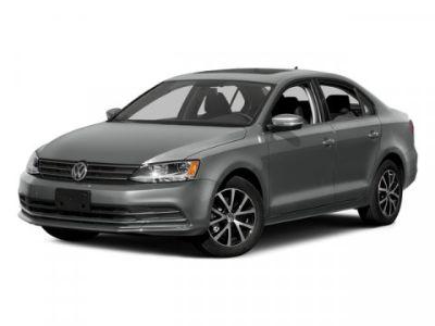 2016 Volkswagen Jetta SE PZEV (Black Uni)