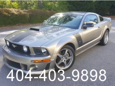 2008 Ford Mustang GT Deluxe (Grey)