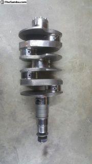 Gene Berg 78mm type 1 VW crankshaft