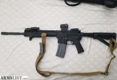 For Sale/Trade: Colt LE6920 / M4 Marked AR15