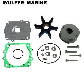 Find Water Pump Impeller Kit Yamaha 115 130 hp SEE CHART Rplc 6N6-W0078-00-00 18-3312 motorcycle in Mentor, Ohio, United States, for US $46.89