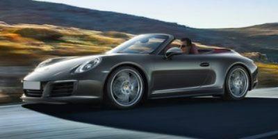 2018 Porsche 911 Carrera (Silver)