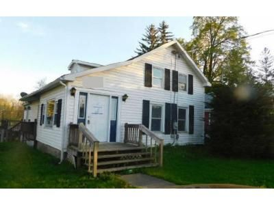 3 Bed 1 Bath Preforeclosure Property in Munnsville, NY 13409 - Williams Rd