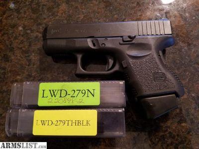 For Sale: Glock 27 gen 3 extras Lonewolf barrels