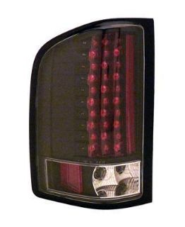 Buy Anzo LED Taillights Red/Clear Lens Black Housing 2007-2012 Chevy Silverado 1500 motorcycle in Tallmadge, Ohio, US, for US $299.97