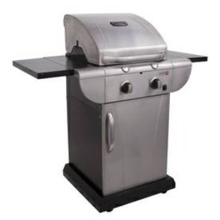 Gas grill-infared and stainless steel (Odessa)
