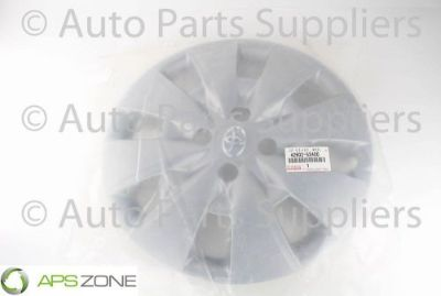 Buy GENUINE TOYOTA YARIS 09-11 WHEEL COVER HUB CAP OEM 42602-52400 motorcycle in Canton, Michigan, United States, for US $53.90