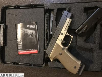For Sale/Trade: Sig P226 Combat