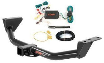 Sell Curt Class 3 Trailer Hitch & Wiring for Chevrolet Tahoe w/ Police Package motorcycle in Greenville, Wisconsin, US, for US $164.98