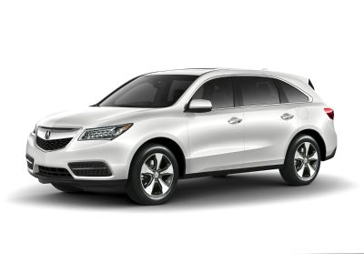 2016 Acura MDX 3.5L (White Diamond Pearl)