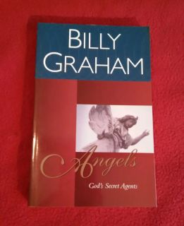 Billy Grahams Angels book