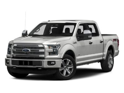 2016 Ford F-150 King Ranch 4WD (Black)