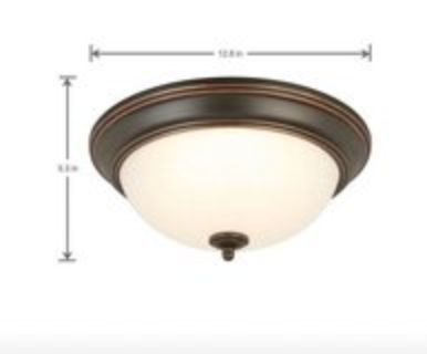 Ceiling Light - Two Pack