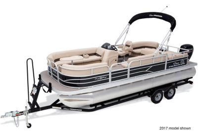 2018 Sun Tracker Party Barge 22 DLX Pontoons Boats Waco, TX