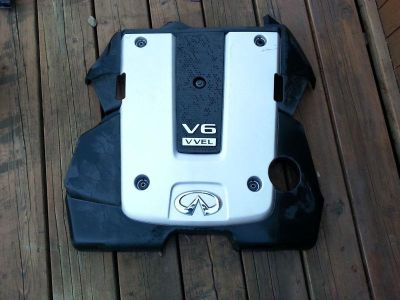 Sell 08 09 10 Infiniti G37 COUPE G35 G37 SEDAN Engine Cover Only OEM motorcycle in Oregon City, Oregon, US, for US $100.00