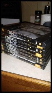 FRINGE Season 1 with Special Features