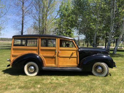 1938 Ford Wagon