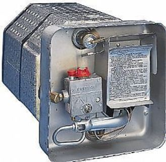 Sell Suburban SW10P Pilot Ignition Water Heater 10 Gallon RV motorcycle in Azusa, California, United States, for US $418.78
