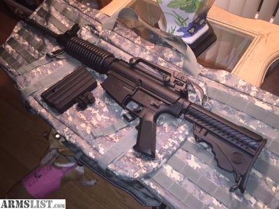 For Sale: 2 Rifles DPMS LR-308, M1 30 Cal.