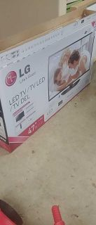 """LG 47"""" TV-picture doesn't show, but audio works ."""
