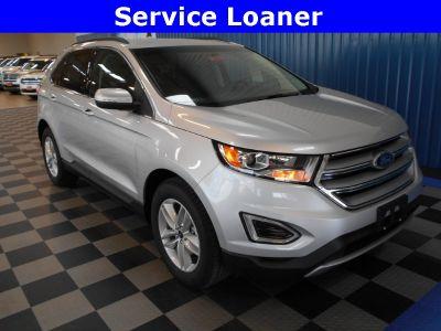 2018 Ford Edge SEL (Ingot Silver)