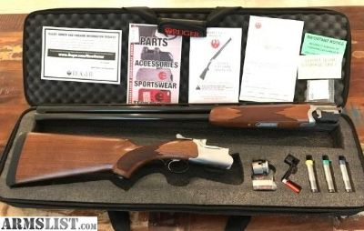 For Sale: Ruger Red Label 12ga