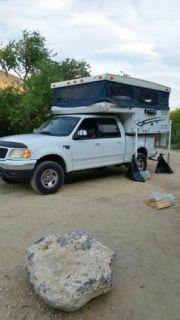 SHADOW CRUISER TRUCK CAMPER